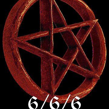 Edgy Pentagram by CoolDad420