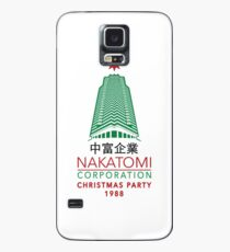Nakatomi Corporation Christmas Party Tower Variant Case/Skin for Samsung Galaxy