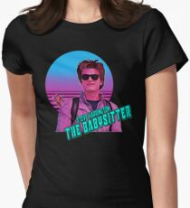 Stranger Things Steve Harrington The Babysitter  Women's Fitted T-Shirt