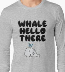 Whale Hello There T-Shirt