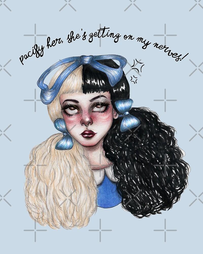 On my Nerves by artemysart