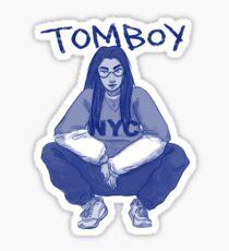 TOMBOY Sticker