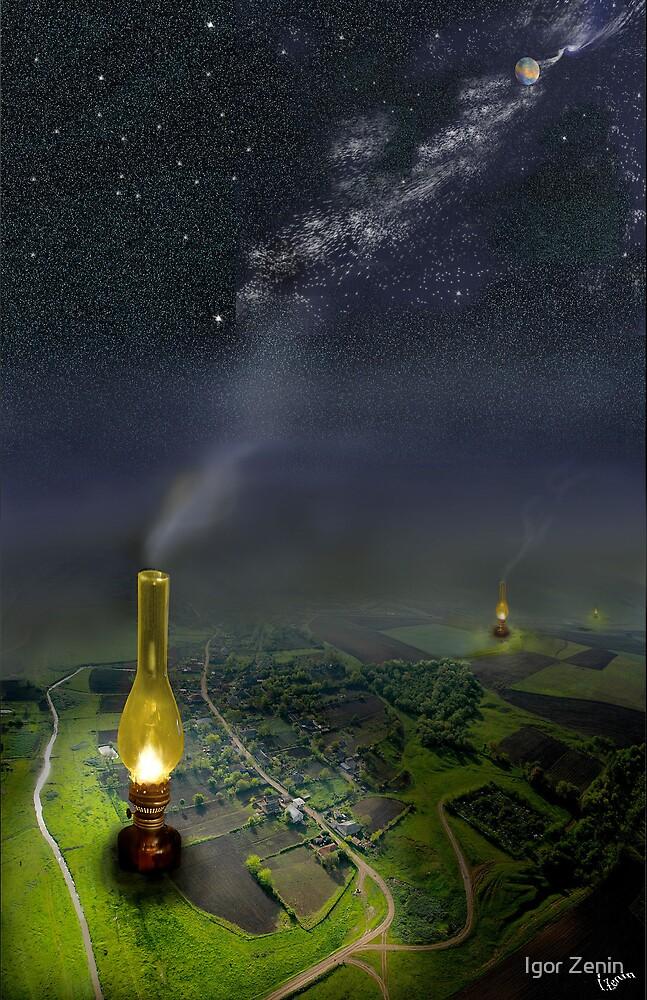 Lights of Life by Igor Zenin