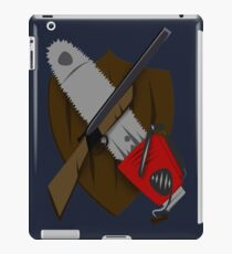 Coat of Army of Darkness iPad Case/Skin