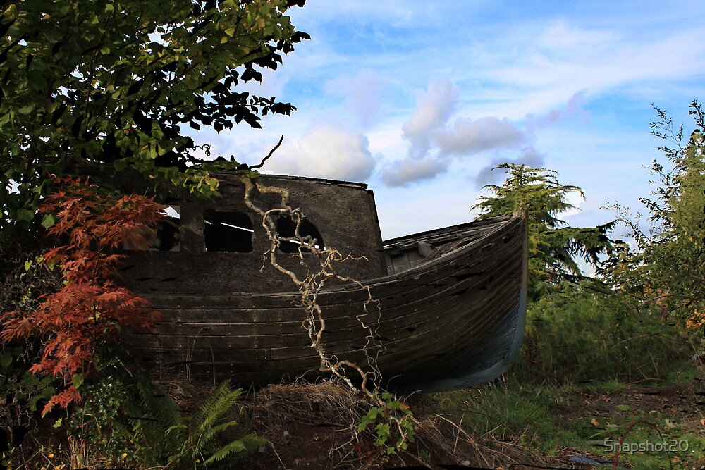 Old Boat by Snapshot20