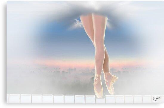 Heavenly Touch by Igor Zenin