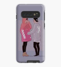 Jikook - Oversized Sweater Hug Case/Skin for Samsung Galaxy