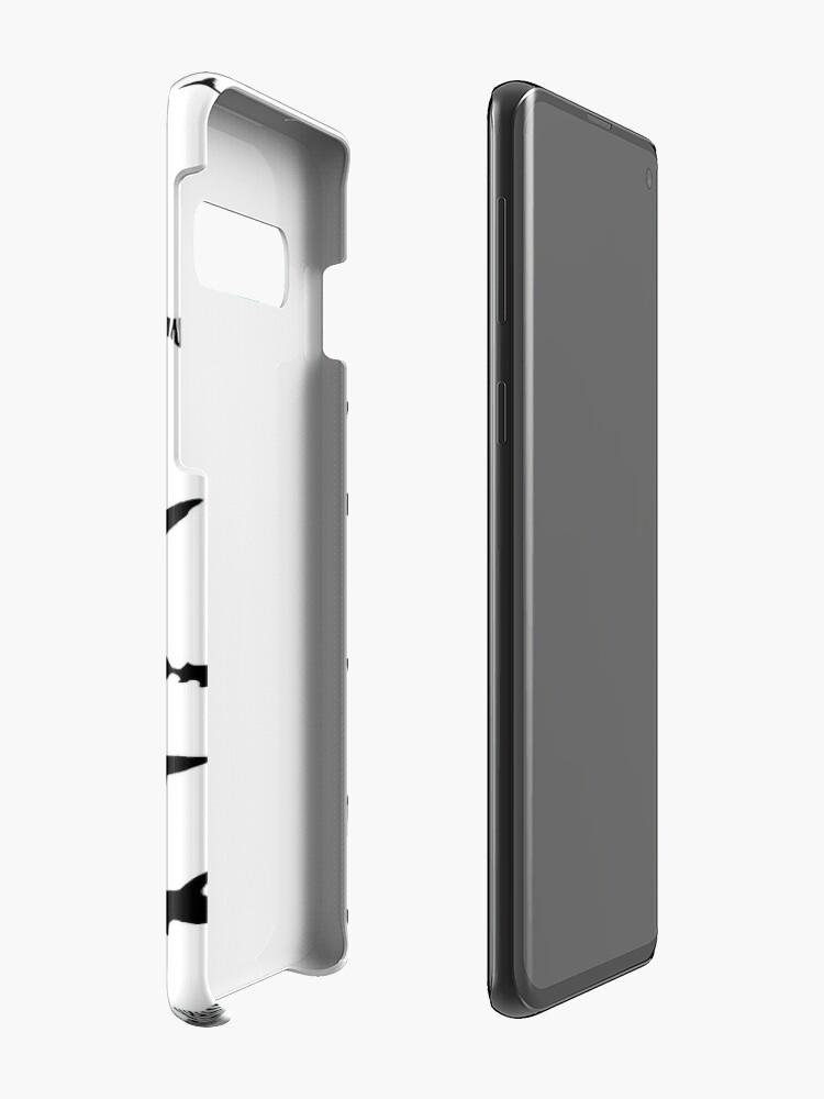 Alternative Ansicht von Haie Hülle & Klebefolie für Samsung Galaxy