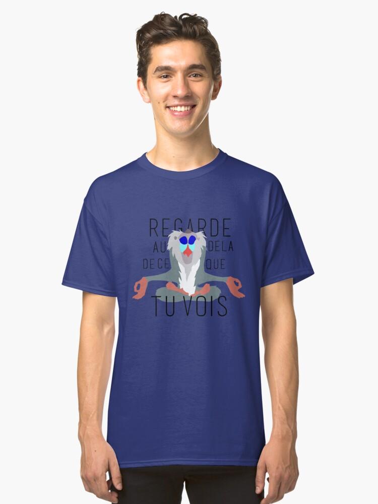 Rafik Classic T-Shirt Front