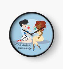 Happy Hour: Perdita & Lady Clock