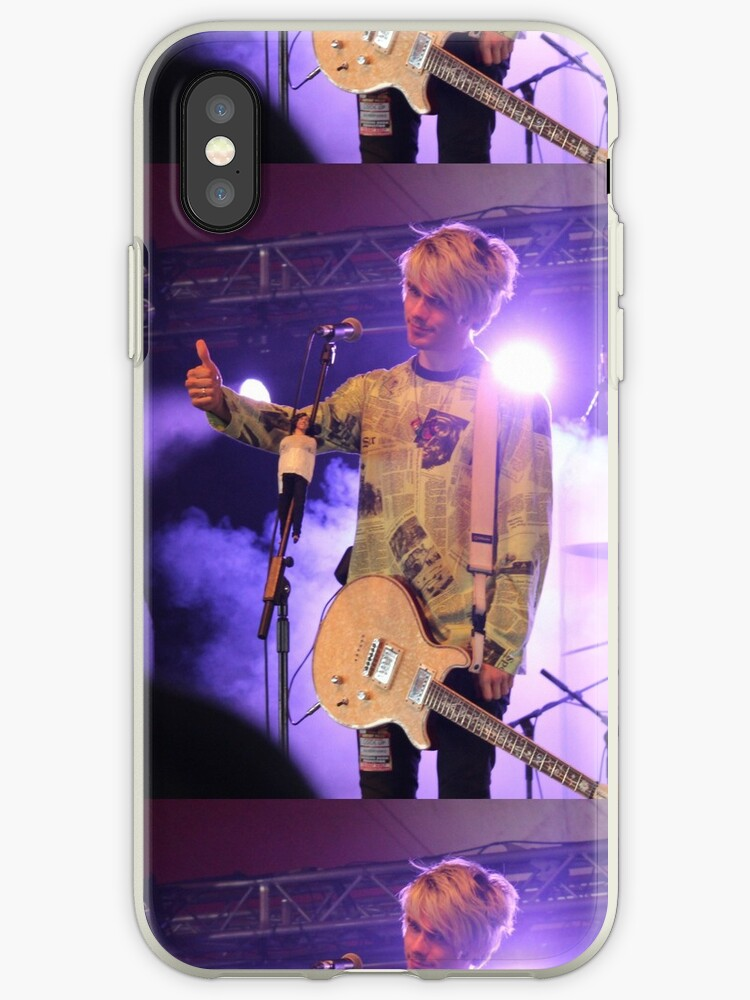 Awsten Knight With Harry Styles Doll Waterparks Phone Case by Rhianon  Eastwood