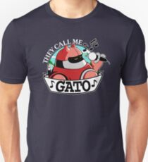 They Call Me Gato Unisex T-Shirt