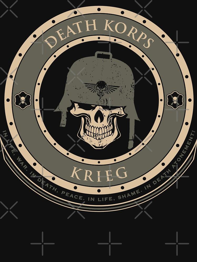 KRIEG - LIMITED EDITION by EscanV