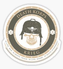 KRIEG - LIMITED EDITION Sticker