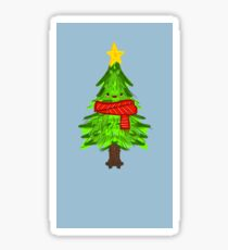 Christmas Starts the Day After Thanksgiving Sticker