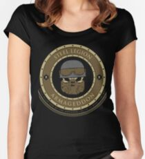 ARMAGEDDON - LIMITED EDITION Women's Fitted Scoop T-Shirt