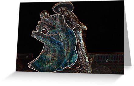 The Dancers Kiss by ixachilan
