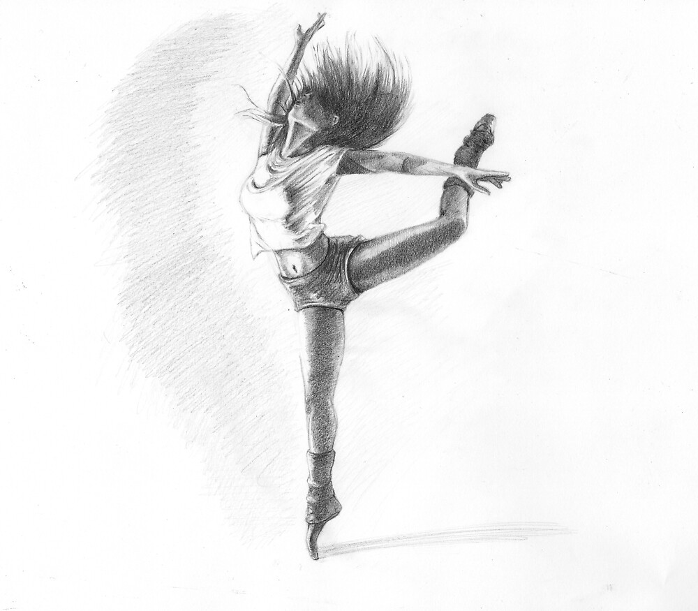 Mech Dancer by Neil Blue