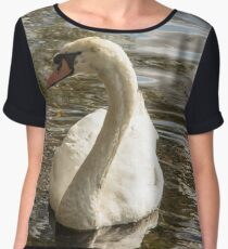 Swan Lake  Chiffon Top