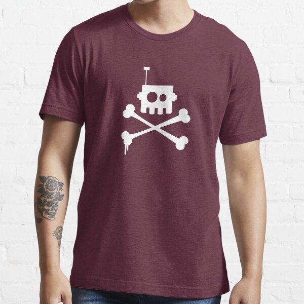 Robot Pirate Essential T-Shirt