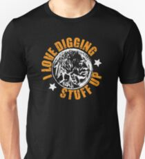 Metal detecting tshirt - great gift for treausre hunters and metal detectorists Unisex T-Shirt