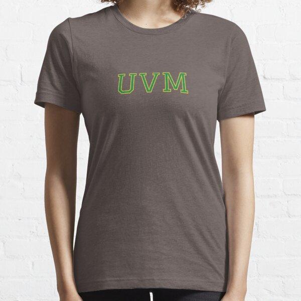 UVM logo merchandise Essential T-Shirt