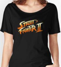 Street Fighter 2 Women's Relaxed Fit T-Shirt