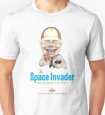 Space Invader by Corporate Kingdom T-Shirt