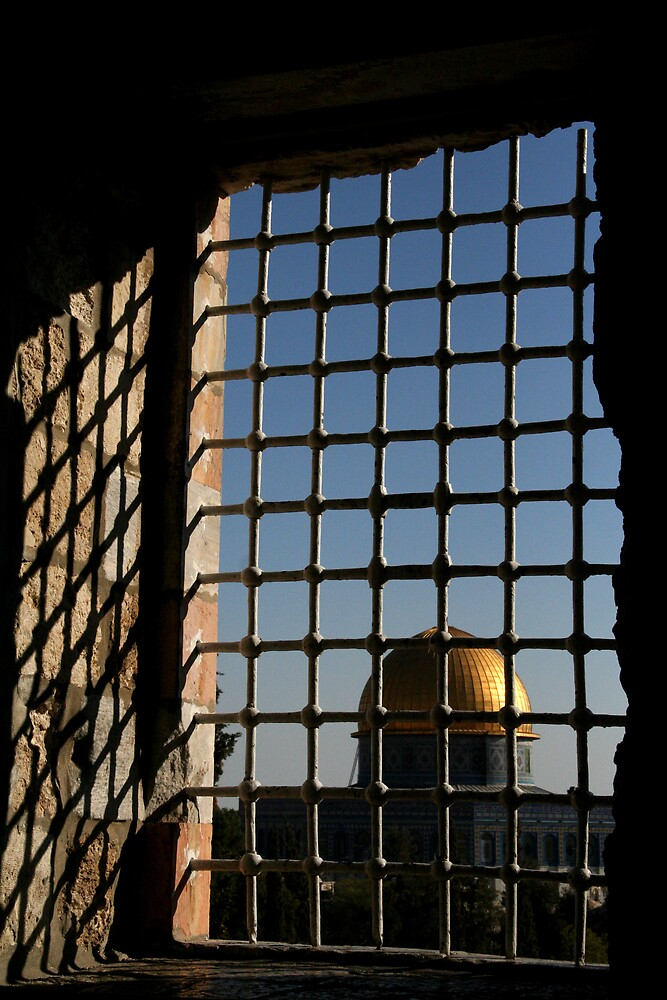 Dome of the Rock by kerendanieli