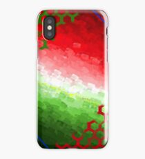 O Christmas Tree Color Print iPhone Case/Skin