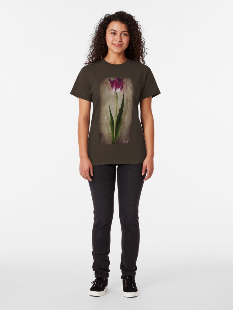 Alternate view of One Simple Beauty Classic T-Shirt