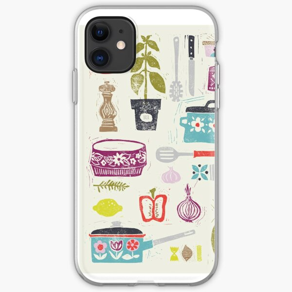Hey, what's cooking? iPhone Soft Case
