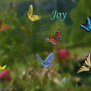Joy wings by Dulcina