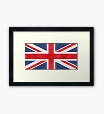 U.K. Framed Print