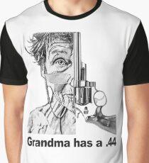 Grandma has a 44 Magnum Graphic T-Shirt