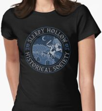 Sleepy Hollow Historical Society Women's Fitted T-Shirt