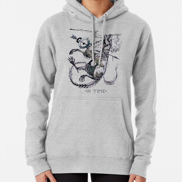 IN TIME Pullover Hoodie