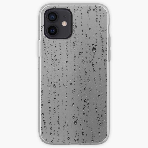 Raindrops iPhone Soft Case