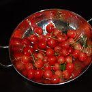 Cherries by Deborah Singer