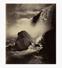 Niagara Falls around 1888 Photograph Photographic Print