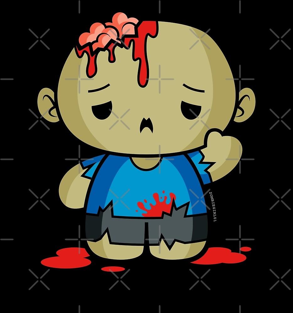 Hello Zombie by zombiegirl01