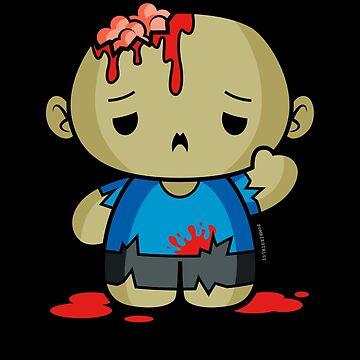 Hola zombie de zombiegirl01