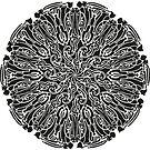 ornate circle by Rif Khasanov