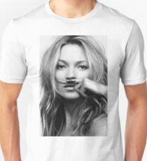 Kate Moss - Life is a joke fashion print Unisex T-Shirt
