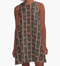 Dark Diamond A-Line Dress