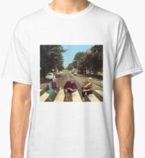 ANTHONY FANTANO ABBEY ROAD MEME Classic T-Shirt