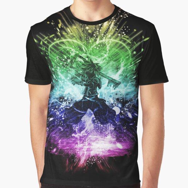 kingdom storm-rainbow version Graphic T-Shirt