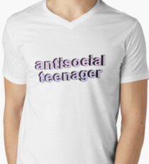 Antisocial Teenager T-Shirt