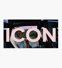 Jaden Icon Photographic Print