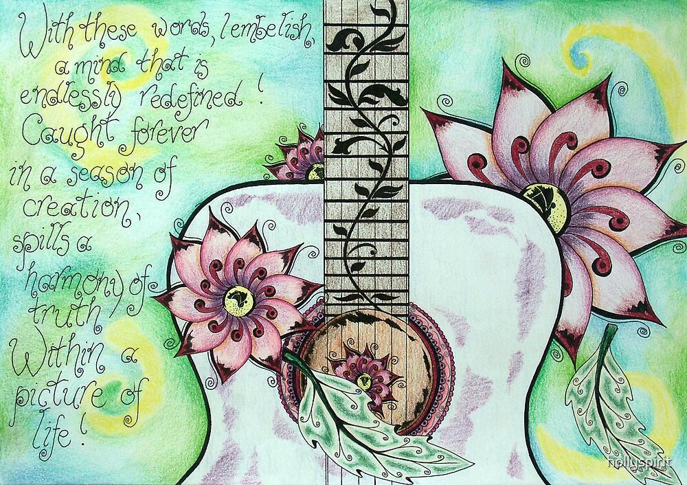 'harmony' by hollyspirit